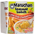 Maruchan Instant Lunch Lime Chili Chicken Noodles - 2.25 Oz.