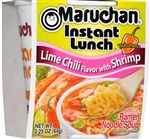 Maruchan Instant Lunch Lime Chili Flavor 2.25 oz. Noodle Soup