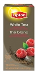 Unilever Best Foods Lipton White Tea With Raspberry Individually Wrapped