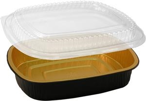 Gourmet To-Go Medium Entree with Lid