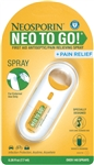 Neosporin To Go Pain Relief Spray - 0.26 Fl. Oz.