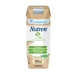 Nutren 1.0 Cal with Fiber Vanilla Complete Liquid Nutrition - 8.45 fl.oz.