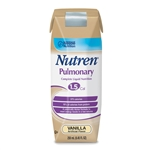 Nutren Pulmonary Vanilla Complete Liquid Nutrition - 8.45 fl.oz.