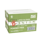 Handgard Eclipse Value Small Latex Glove Powder Free