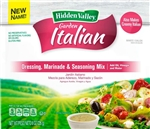 Hidden Valley Garden Italian Dressing Dry Mix 1 Gal.