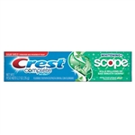 Procter and Gamble Crest Tube Plus Scope Toothpaste 2.7 Oz.