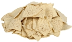 Tortilla Chips Pre-Cut Unfried White 6 Cuts - 30 Lb.