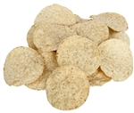 Mission Foods Round White Tortilla Chips - 2 Lb.