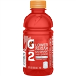 Pepsico G2 Gatorade Fruit Punch Drink - 12 Oz.