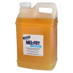 Ventura Foods Mel Fry Free Clear Liquid Thin French Shortening 10 Qt.
