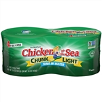 Chunk Light Tuna In Water - 20 Oz.