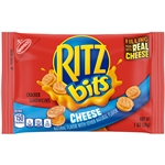 Kraft Nabisco Ritz Bits Sandwich Cheese Single Serve Tray Pack - 1 Oz.