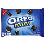 Nabisco Oreo Mini Chocolate Sandwich Single Serve - 1 Oz.