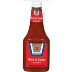 Brooks Catsup Tomato Rich and Tangy Ketchup - 2 4Oz.