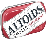 Wrigleys Altoids Smalls Sugar Free Peppermint