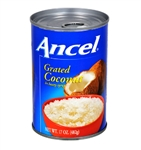 Ancel Grated Coconut - 17 Oz.