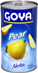 Goya Pear Nectar - 42 Oz.