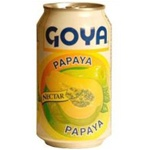 Goya Papaya Nectar - 42 Oz.