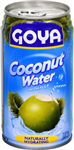 Goya Coconut Water With Pieces - 11.8 Oz.