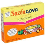 Sazon Con Azafran 8Env - 1.41 oz.