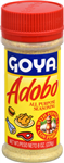 Goya Adobo With Pepper - 8 Oz.