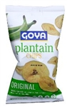 Goya Plantain Chips - 2 Oz.