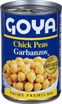 Chick Peas Garbanzos - 15.5 Oz.