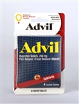 Convenience Valet Advil Paper Cup and 144 Boxes of 4 Tablets