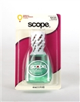 Convenience Valet Blistered Scope Mouthwash