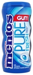 Perfetti Van Melle Pure Fresh Mint Mentos Chewing Gum