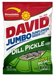 DAVID Dill Pickle Sunflower Seeds - 5.25 Oz.