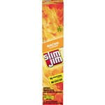 Slim Jim Nacho Flavor Giant Smoked Meat Stick - 0.97 oz.