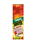 Slim Jim Tabasco Flavor Monster Smoked Meat Stick - 1.94 oz.