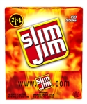 Slim Jim Original Stick Gravity Feed Display