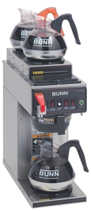 Bunn Coffee Brewer With Warmer 12 Cup