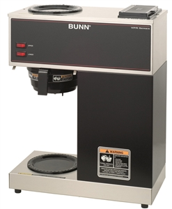 Bunn Coffee Brewers With Two Warmer