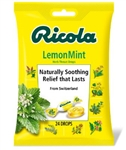 Ricola Lemon Mint Cough Drop Bags