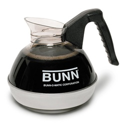 Bunn Easy Pour Coffee Decanter Black 3 Count