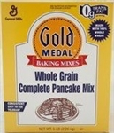 General Mills Gold Medal Complete Whole Grain Pancake Mix - 5 Lb.