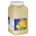 Kraft Sweet Honey Dijon Dressing - 1 Gal. Jug