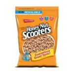Malt-O-Meal Honey Nut Scooters Cereal 12 oz.