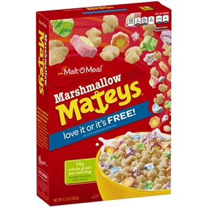 Malt-O-Meal Marshmallow Mateys Cereal 11.3 oz.