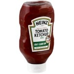 Heinz Tomato Ketchup Stay Clean Cap Bottle - 14 Oz. Bottle