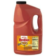 Frenchs Franks Redhot Buffalo Wing Sauce - 1 Gal.