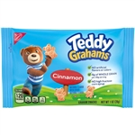 Kraft Nabisco Teddy Graham Cinnamon Single Serve - 1 Oz.