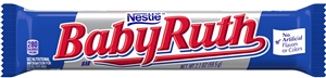 Baby Ruth Chocolate Candy Bar - 2.1 oz.