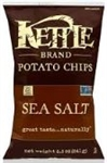 Kettle Potato Chip Sea Salt - 8.5 Oz.