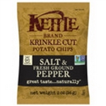 Kettle Salt and Ground Pepper Caddy Potato Chip - 2 Oz.