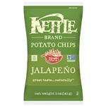 Jalapeno Potato Chips - 5 Oz.