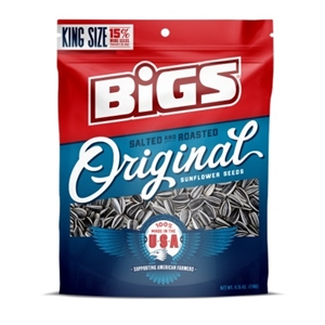 Thanasi Bigs Sunflower Seeds Original Roasted and Salted